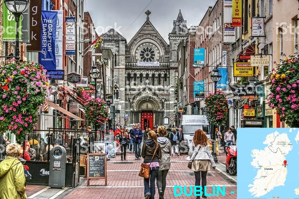 Dublin okolice Sligo