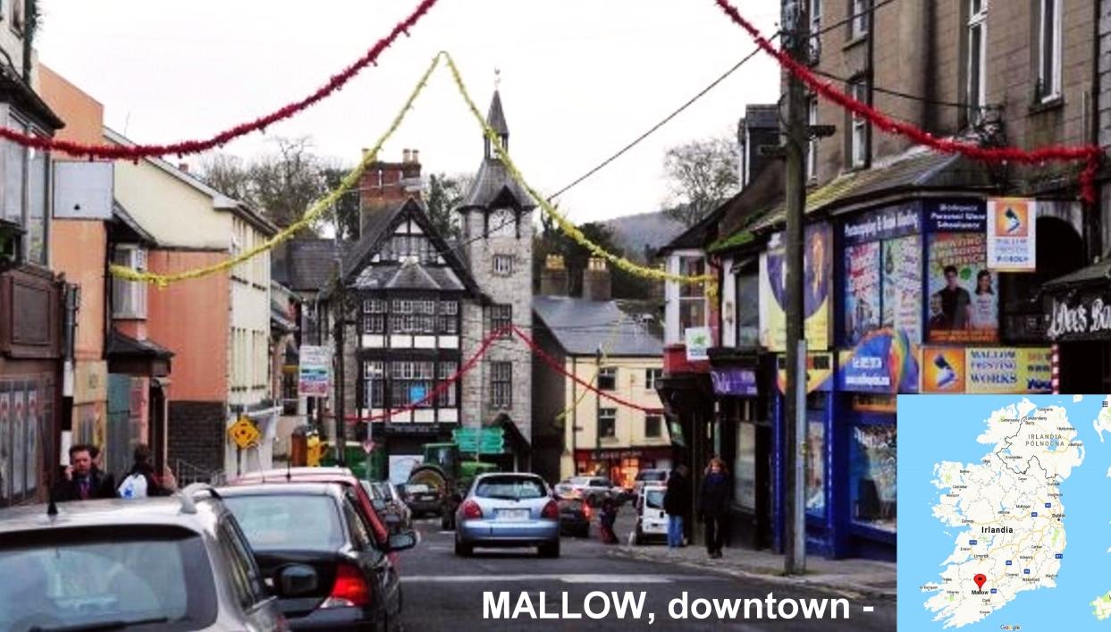 Mallow downtown