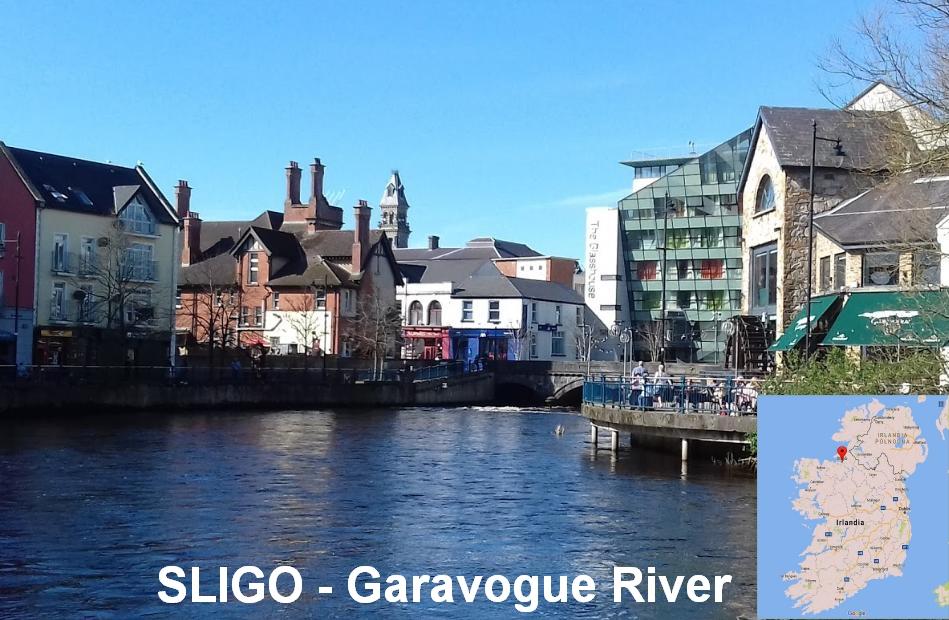 Sligo Garvoge River Glass House