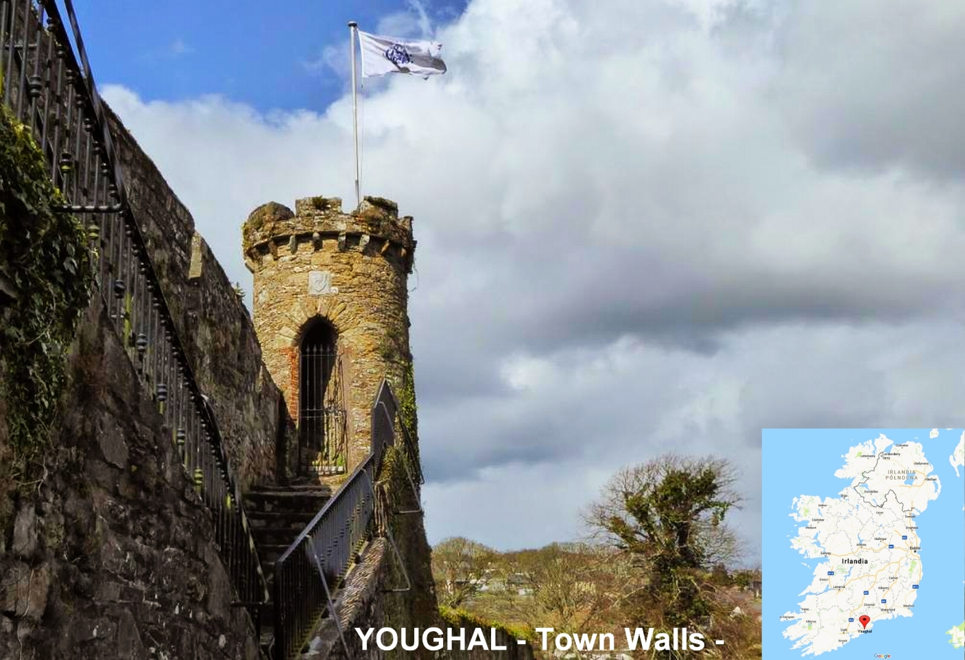 Youghal Town Walls