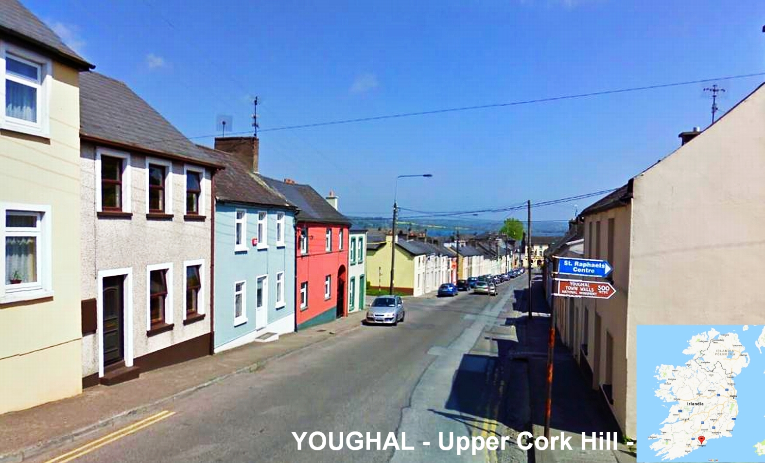 Youghal Upper Cork Hill
