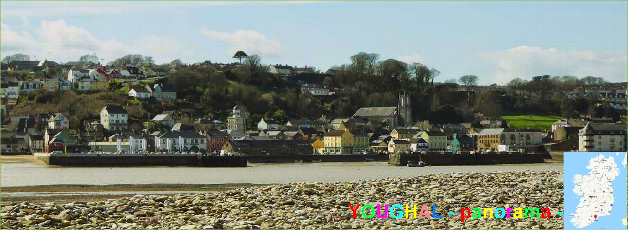 Youghal view