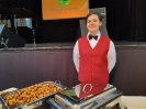 Uczniowie Technikum Żywienia i Usług Gastronomicznych w Teatrze Zdrojowym