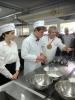 Uroczyste wprowadzenie klas pierwszych do pracowni gastronomicznej_14