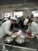 Uroczyste wprowadzenie klas pierwszych do pracowni gastronomicznej_15