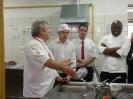 Uroczyste wprowadzenie klas pierwszych do pracowni gastronomicznej_17