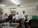 Uroczyste wprowadzenie klas pierwszych do pracowni gastronomicznej_21